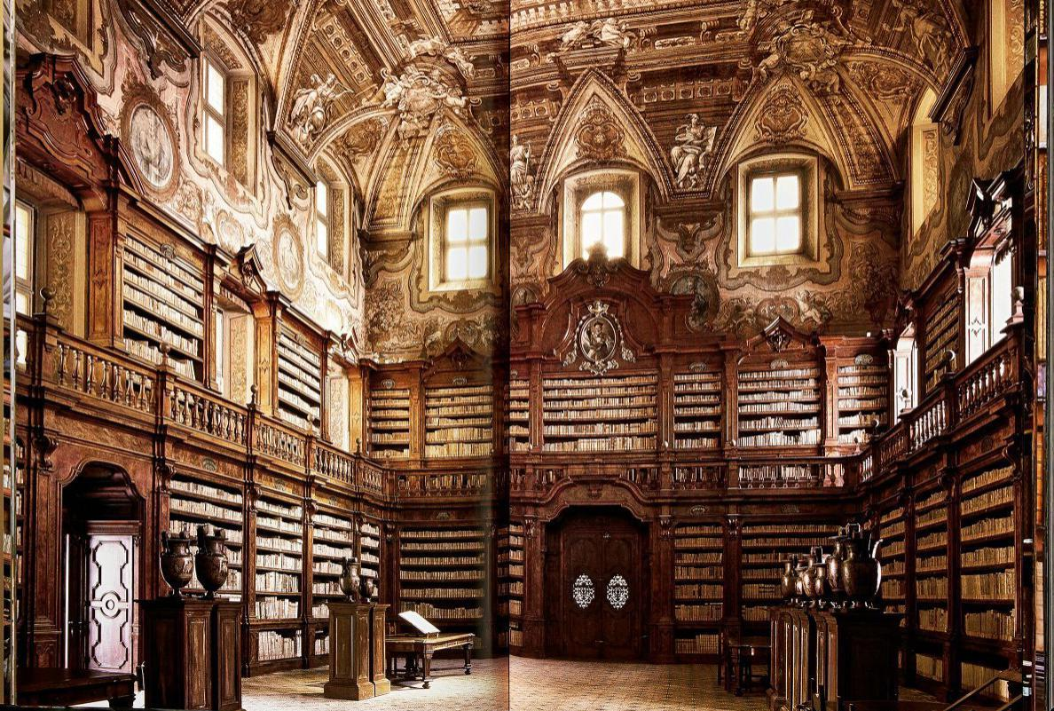 Massimo Listri The World's Most Beautiful Libraries