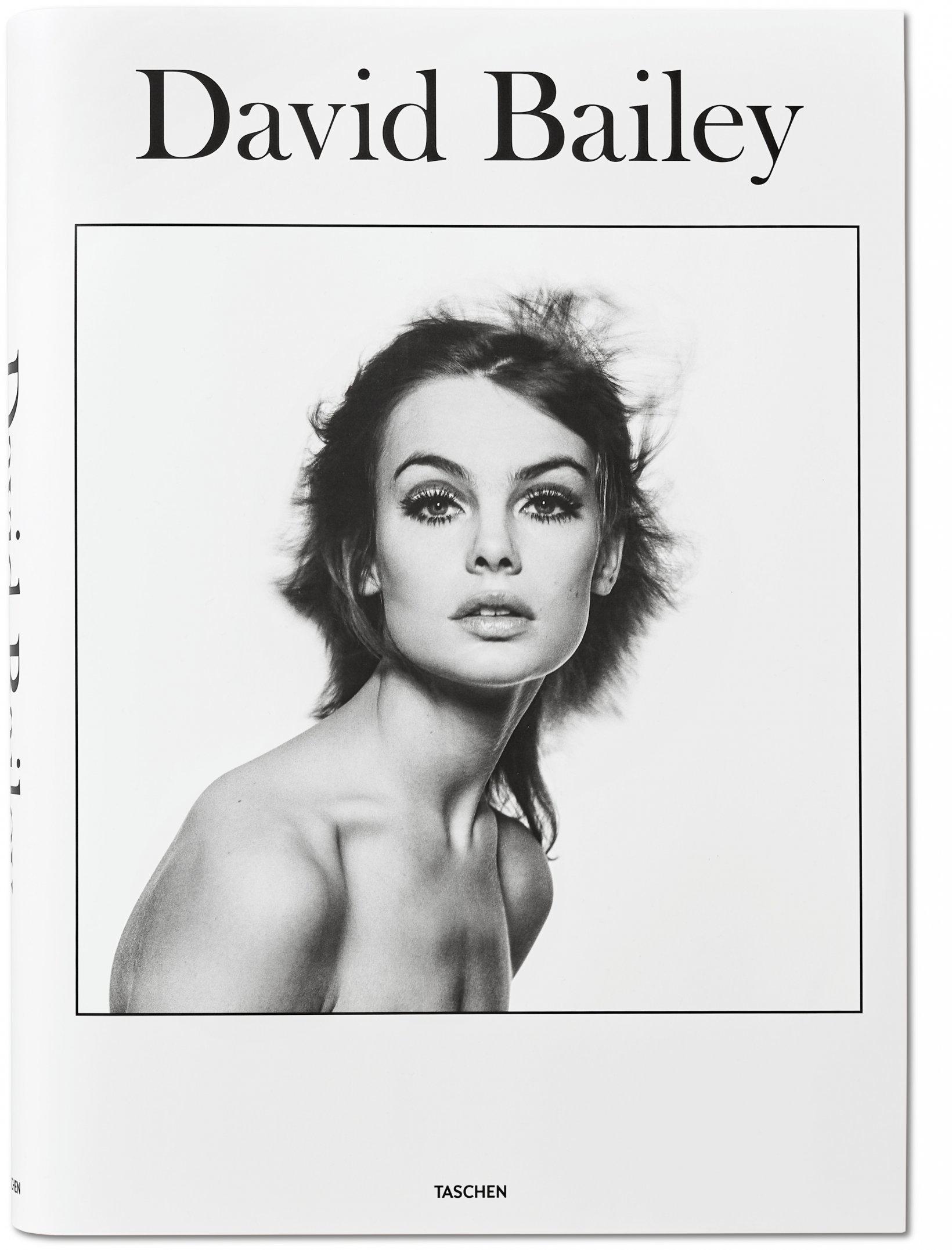 David Bailey Art Edition Jean Shrimpton Variant
