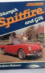 Triumph Spitfire and GT6 Osprey Classic Library