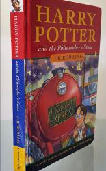 Harry Potter and the Philosopher's Stone true first edition hardback