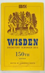 Wisden Cricketers' Almanack 2013