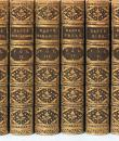 The Works of Dante in Six Volumes Fine Binding