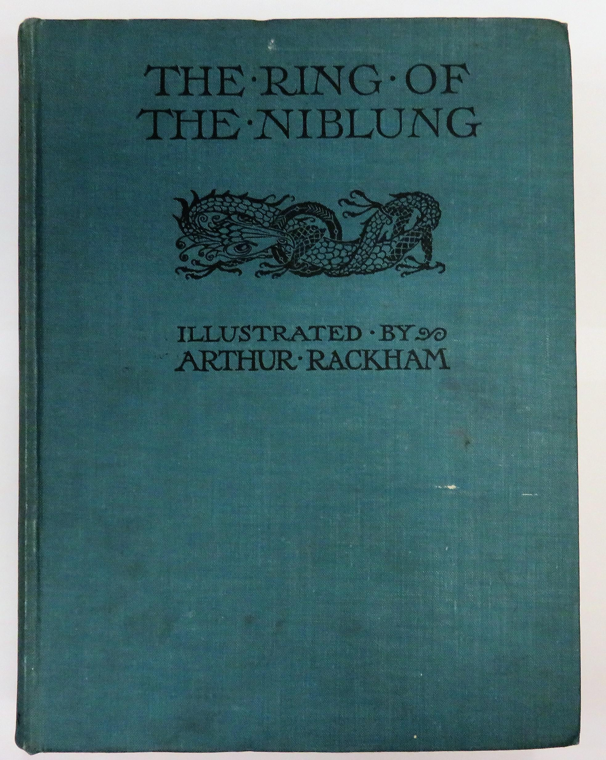 The Ring Of The Niblung ATrilogy