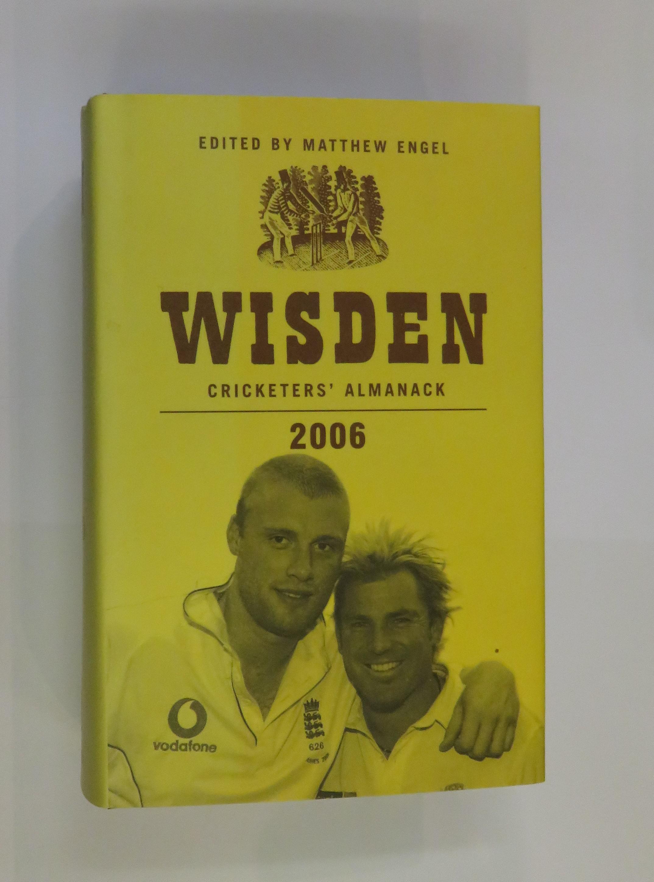 Wisden Cricketers' Almanack 2006
