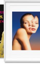 TASCHEN Albert Watson. Kaos, Art Edition No. 151–200 'Kate Moss, Marrakech, 1993'
