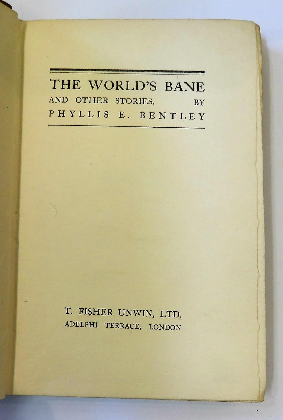 The World's Bane and Other Stories