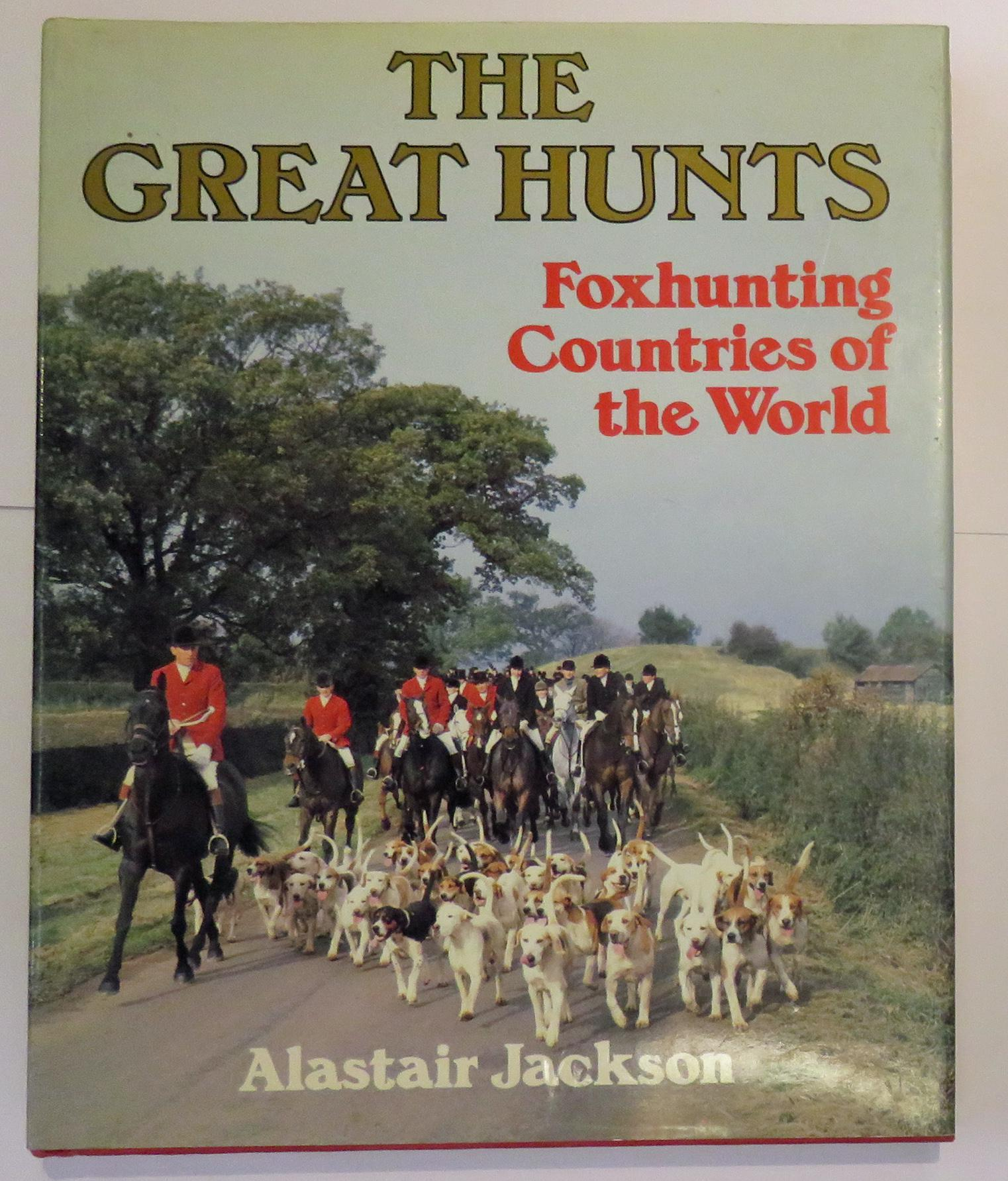The Great Hunts Foxhunting Countries of the World