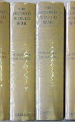 The Second World War In Six Volumes Complete