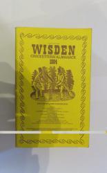 Wisden Cricketers' Almanack 1984