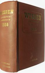 Wisden Cricketers' Almanack 1956 FINE