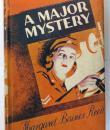A Major Mystery
