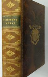 The Works of Alfred Lord Tennyson Poet Laureate ASSOCIATION COPY