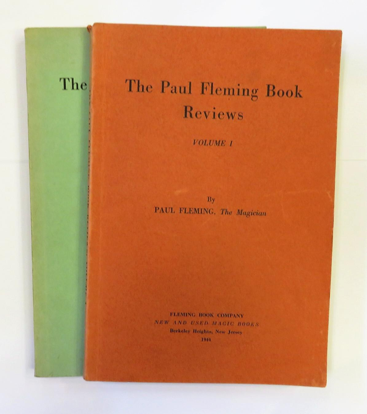 The Paul Fleming Book Reviews Two volumes