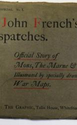 Sir John French's Despatches in Two Volumes