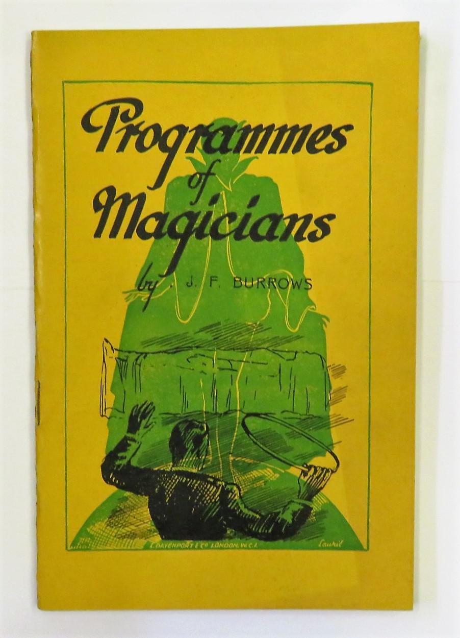 Programme Of Magicians
