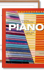 TASCHEN Piano. Complete Works 1966–Today, Art Edition 'Menil Collection Foundation, Houston'
