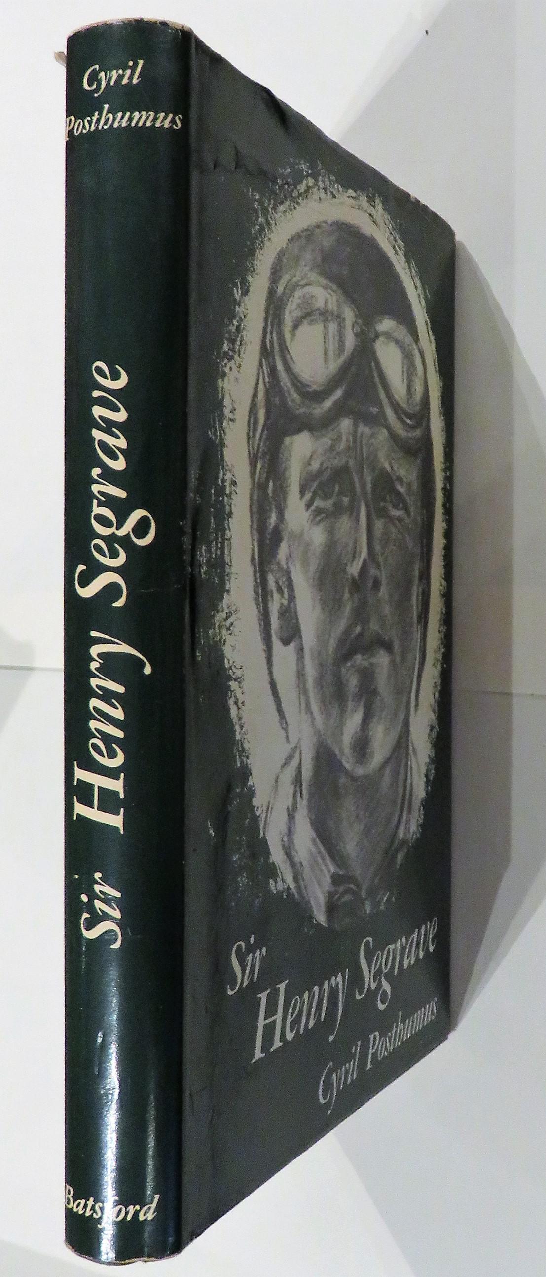 Sir Henry Segrave