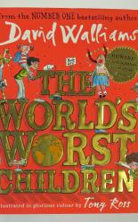 The World's Worst Children First Edition Signed By Author