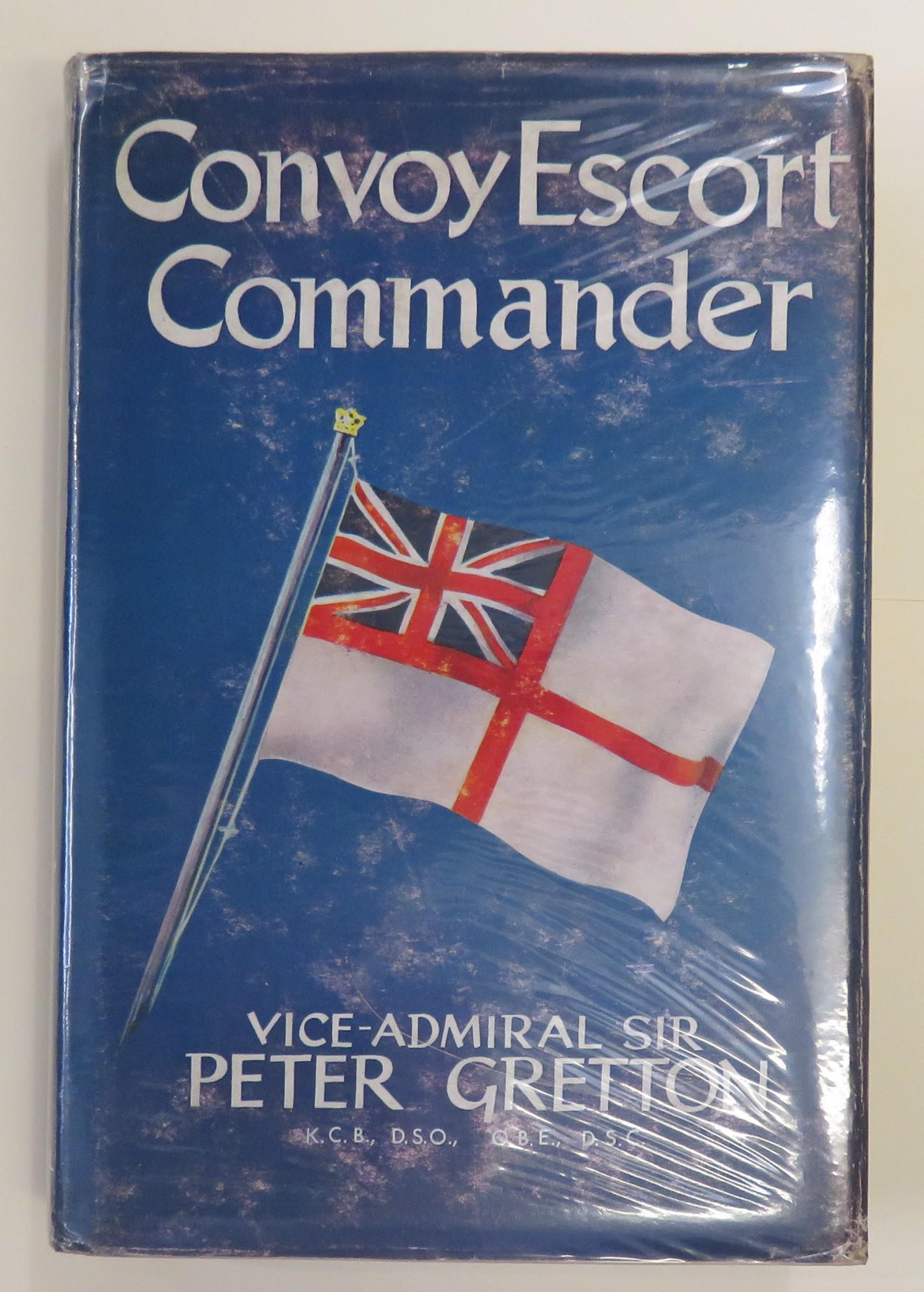 Convoy Escort Commander