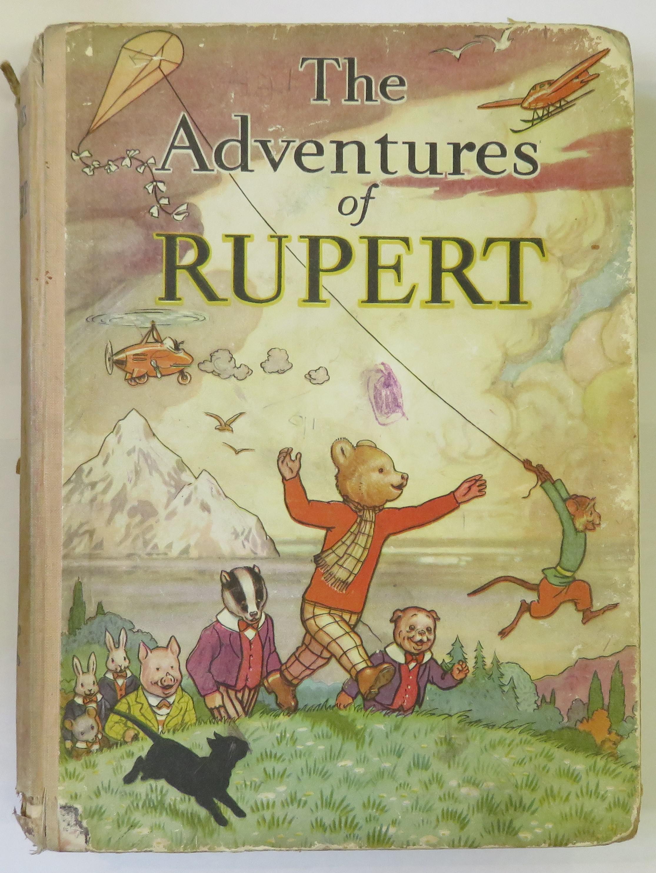 The Adventures of Rupert