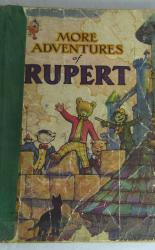 More Adventures of Rupert, Daily Express Annual for 1942