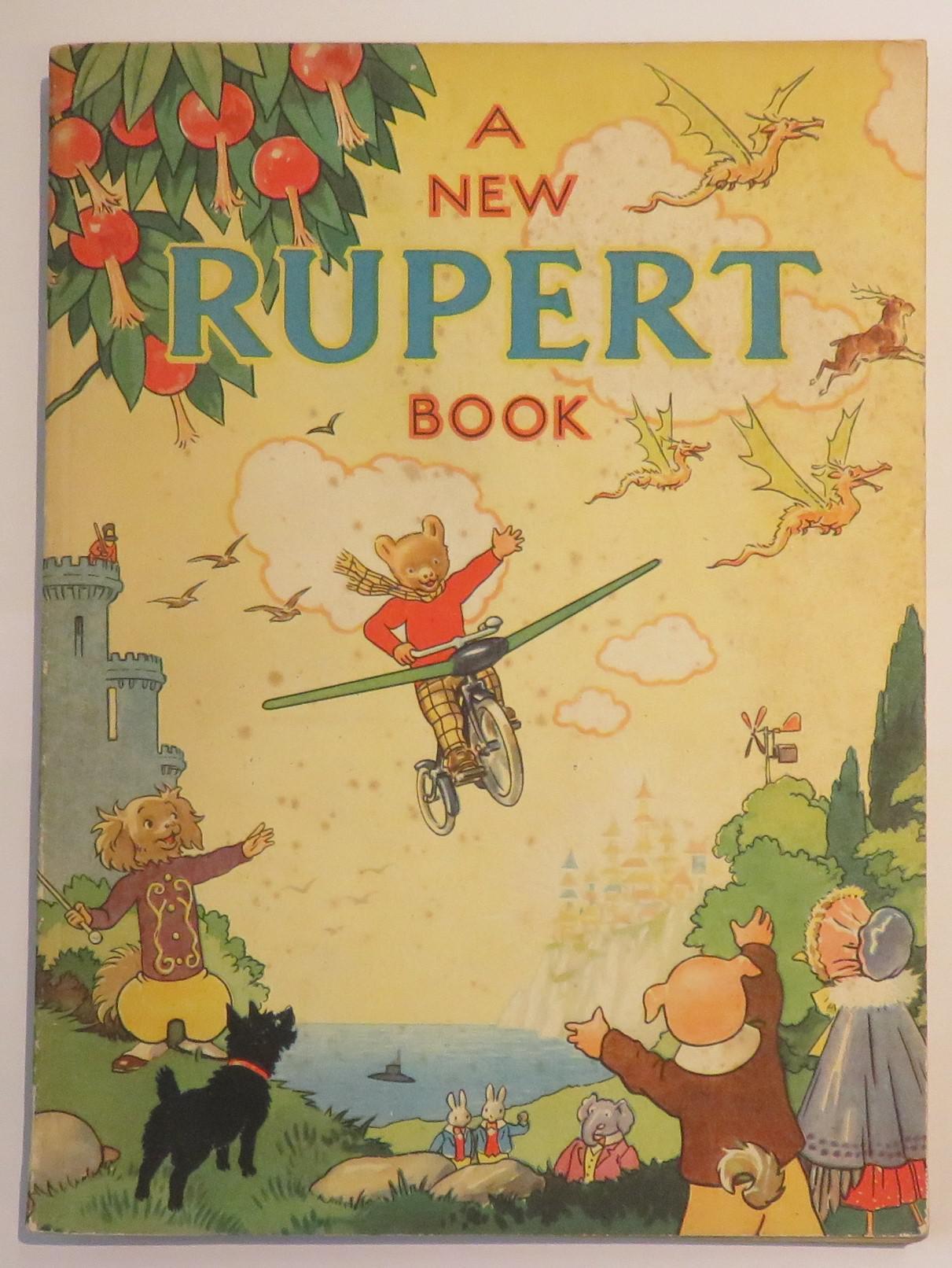 A New Rupert Book 1945