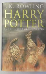 Harry Potter and the Order of the Phoenix: First Edition