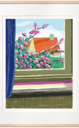 David Hockney My Window - Art Edition D