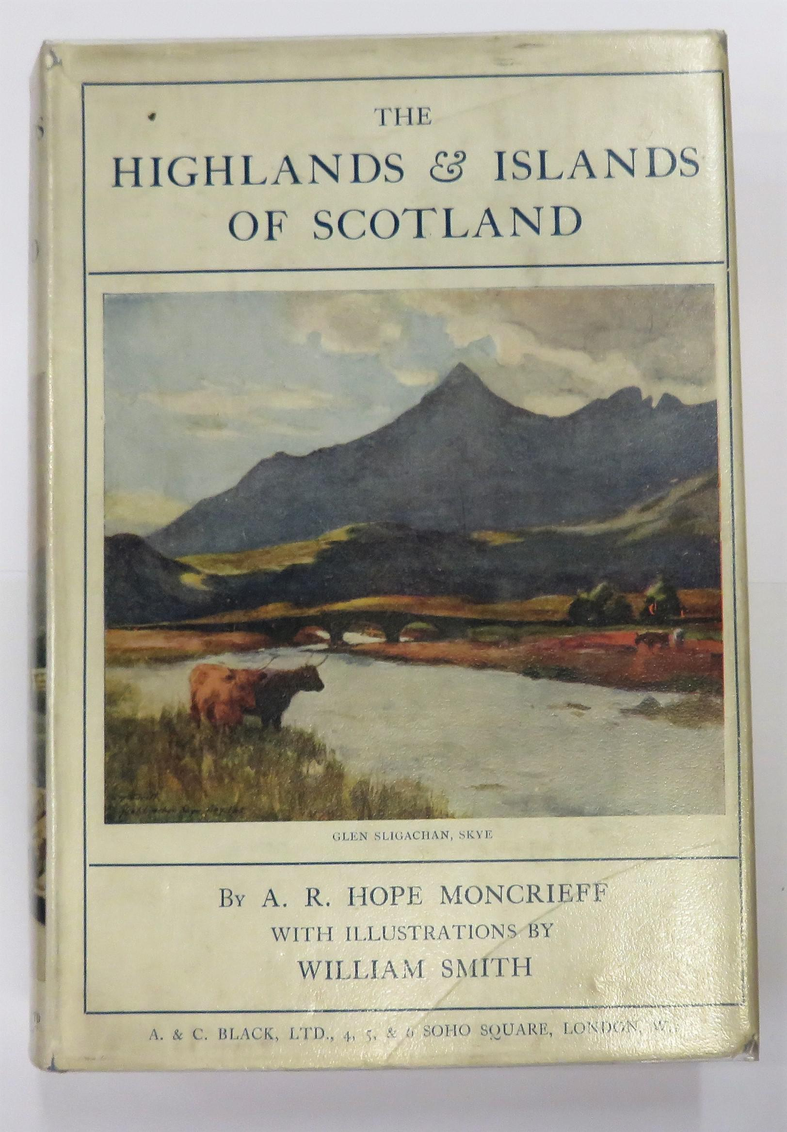 The Highlands & Islands Of Scotland