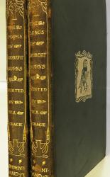 The Songs of Robert Burns Two Volumes