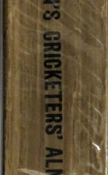 **John Wisden's Cricketers' Almanack For 1912 Softback