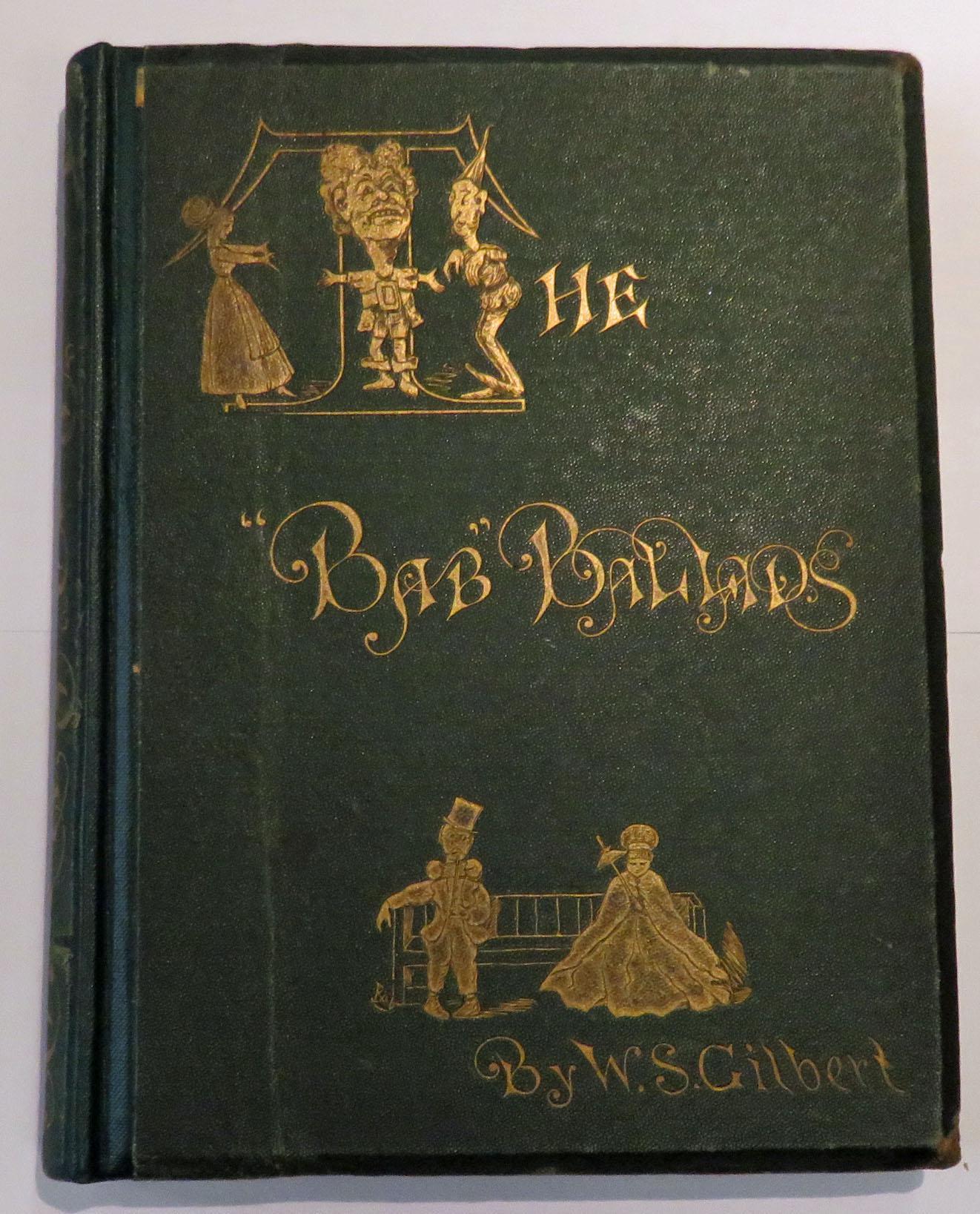 The Bab Ballads Much Sound And Little Sense
