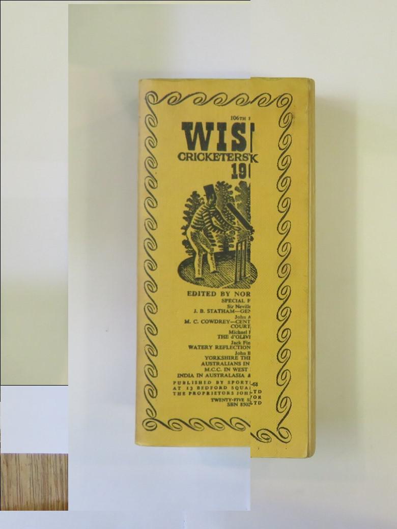 Wisden Cricketers' Alamnack 1969