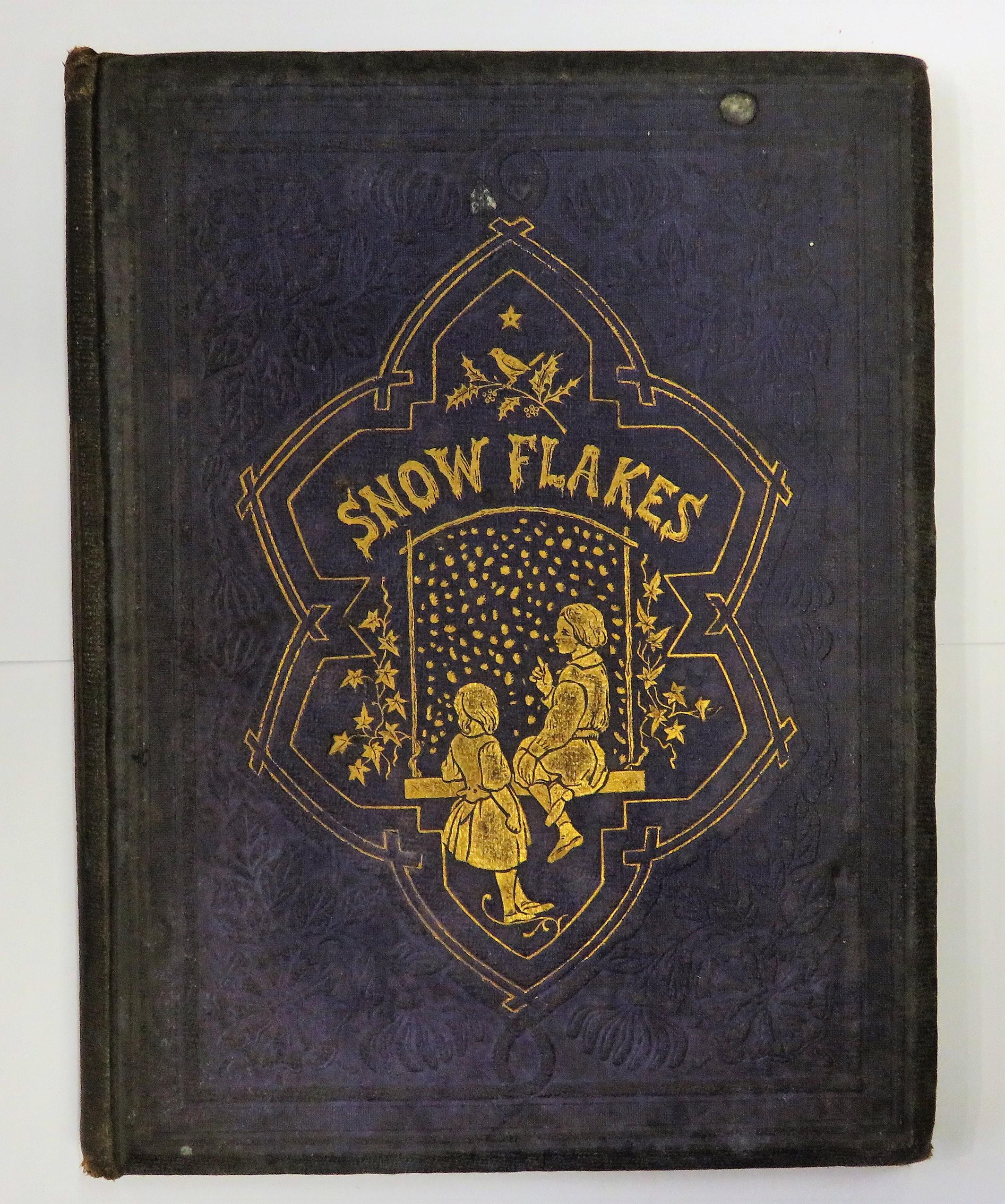 Snow Flakes and The Stories they told the Children