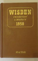 Wisden Cricketers' Almanack 1958