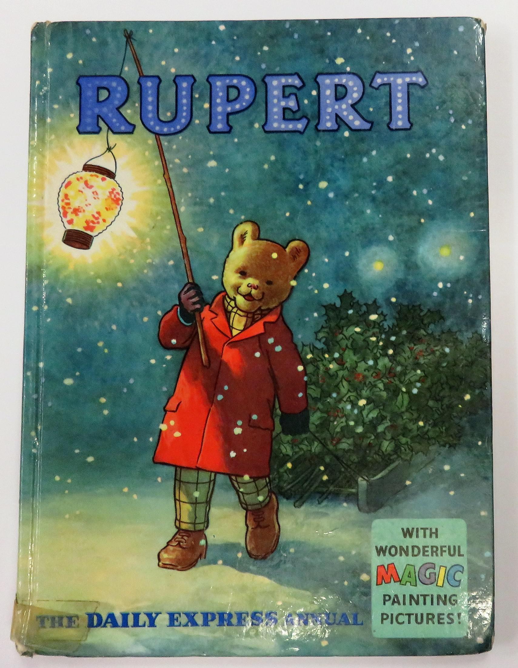 Rupert Annual 1960