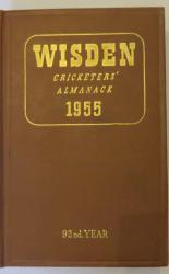 Wisden Cricketers' Almanack 1955