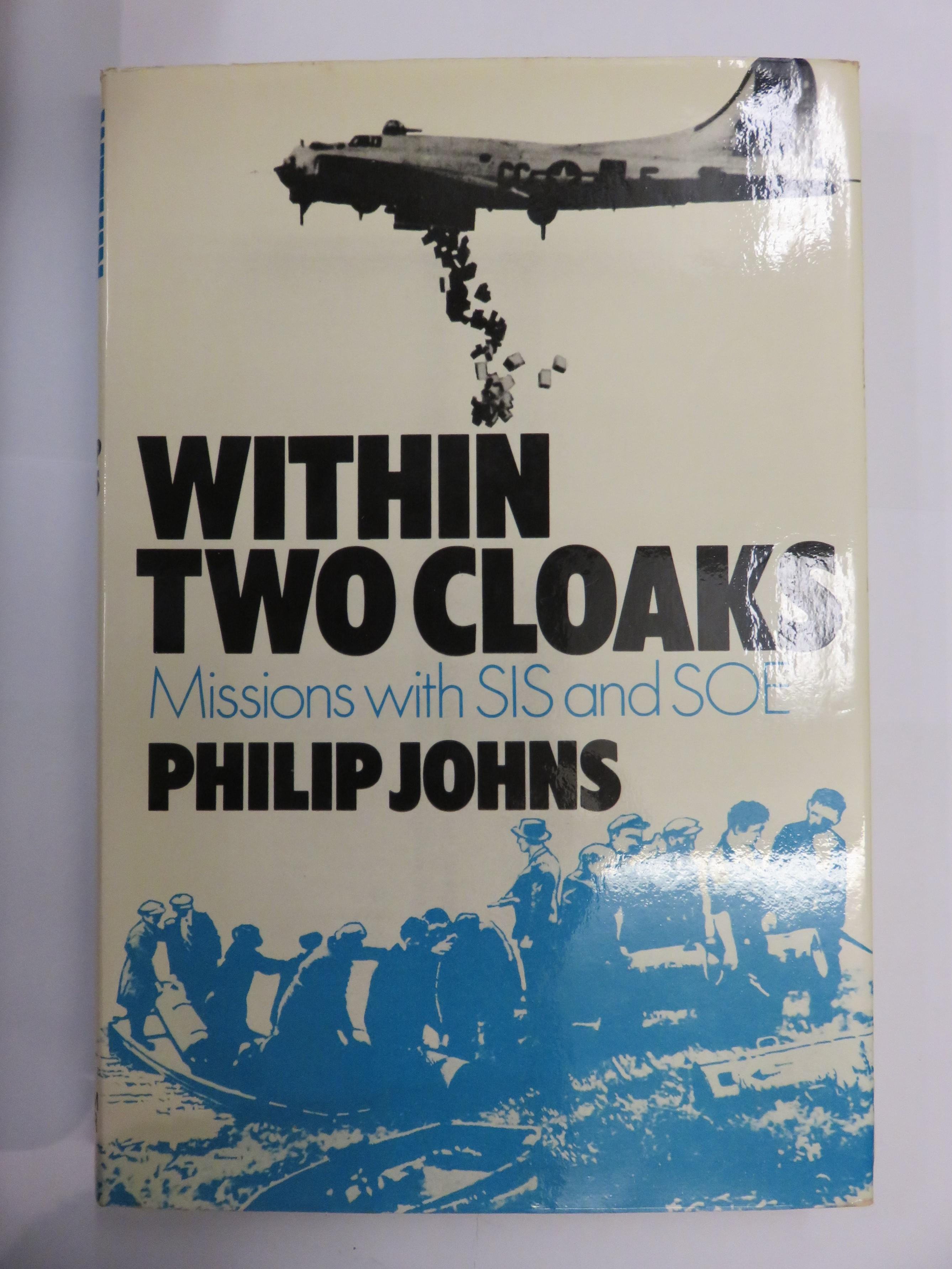 Within Two Cloaks