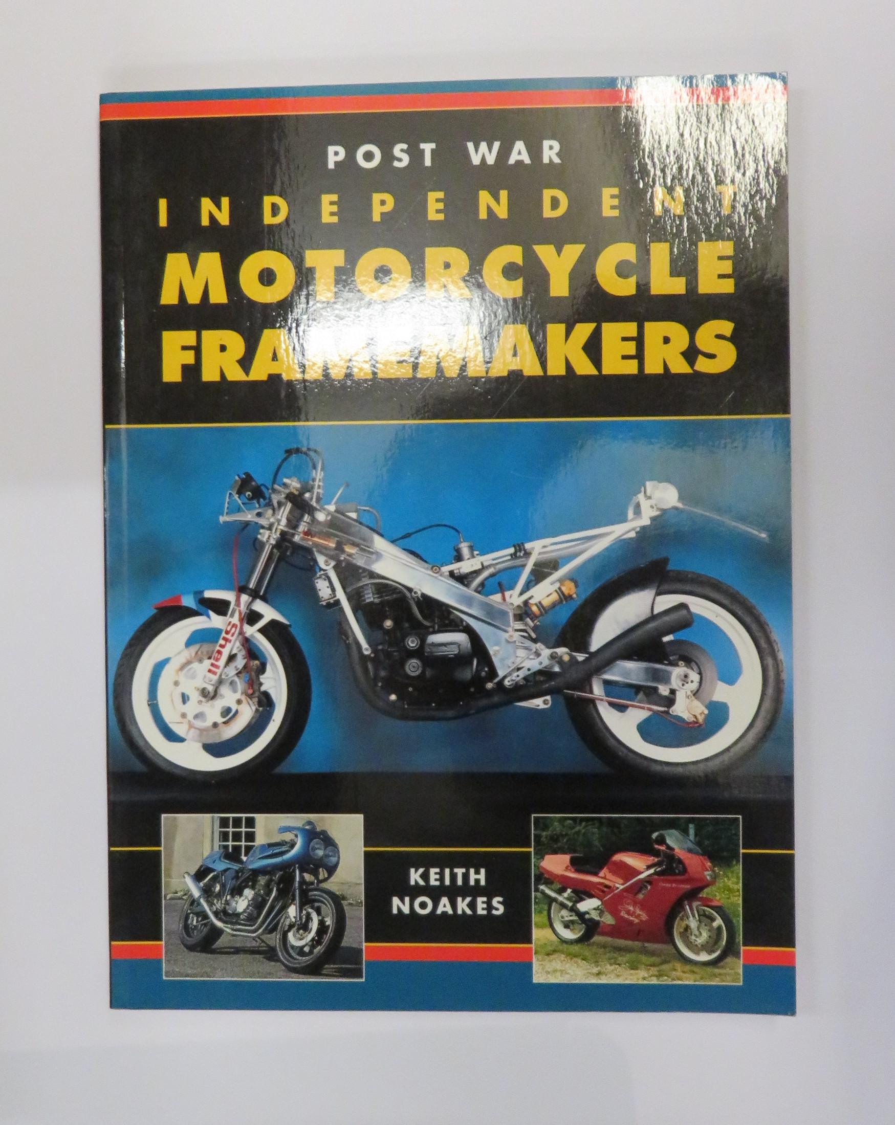 Post War Independent Motorcycles Framemakers
