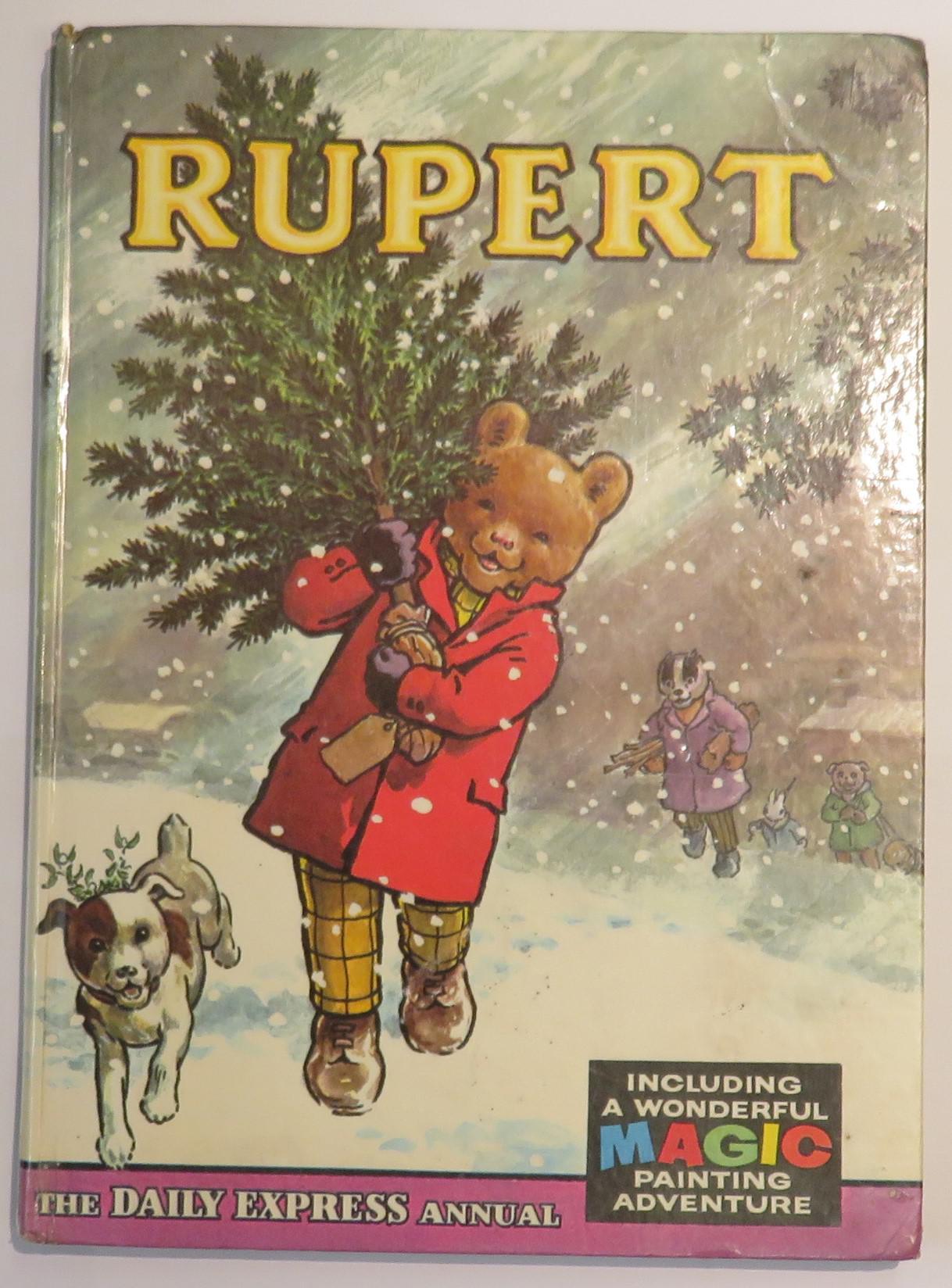 Rupert Daily Express Annual 1965