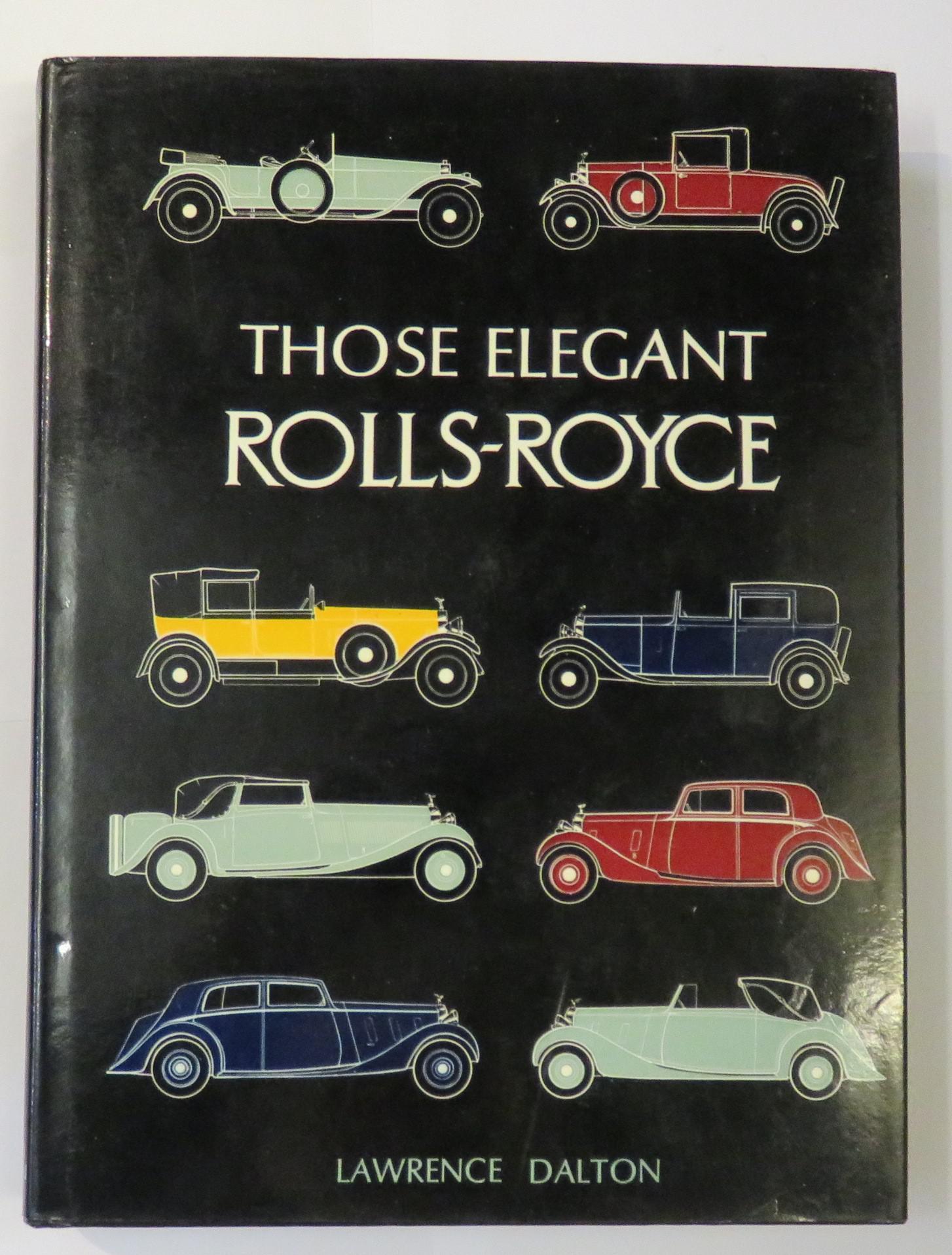 Those Elegant Rolls-Royce