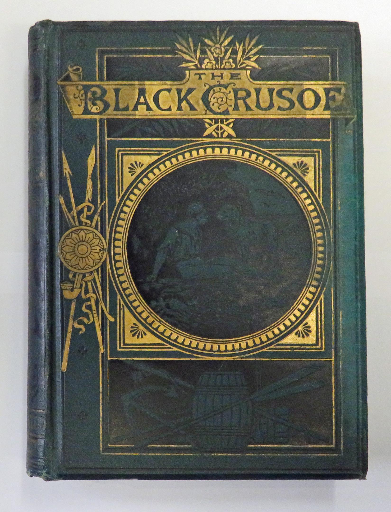 The Black Crusoe