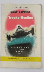 International Daily Express Trophy Meeting Silverstone Saturday May 10 1952