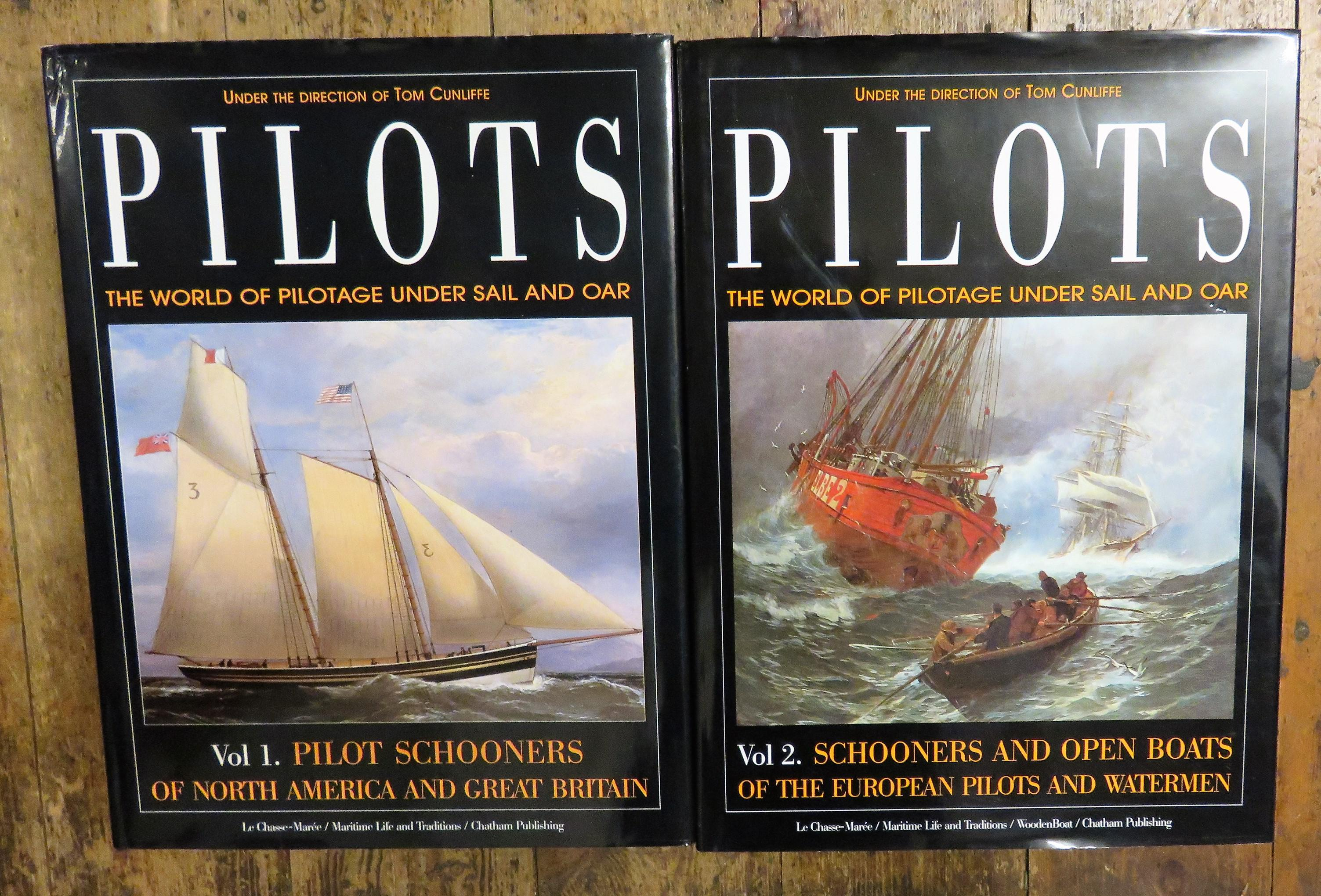 Pilots The World of Pilotage Under Sail and Oar in Two Volumes Complete