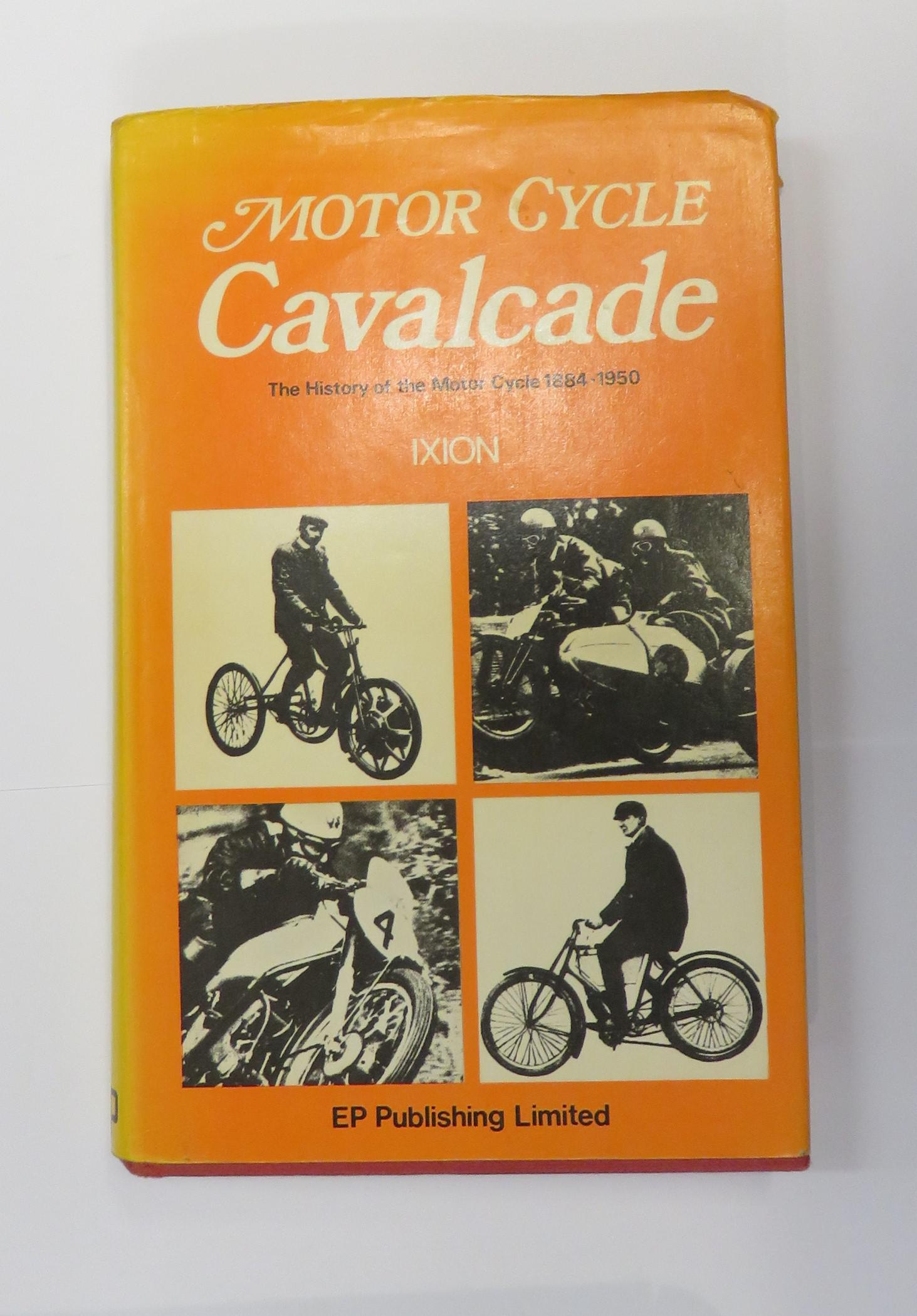 Motor Cycle Cavalcade