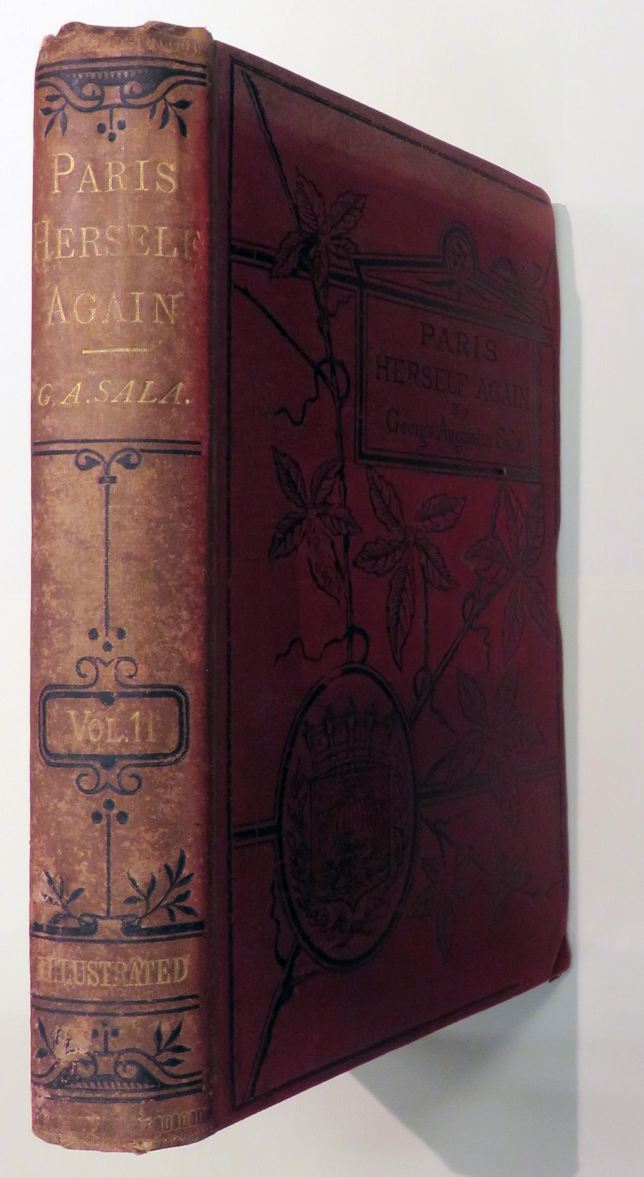 Paris Herself Again in 1878-9 Volume II