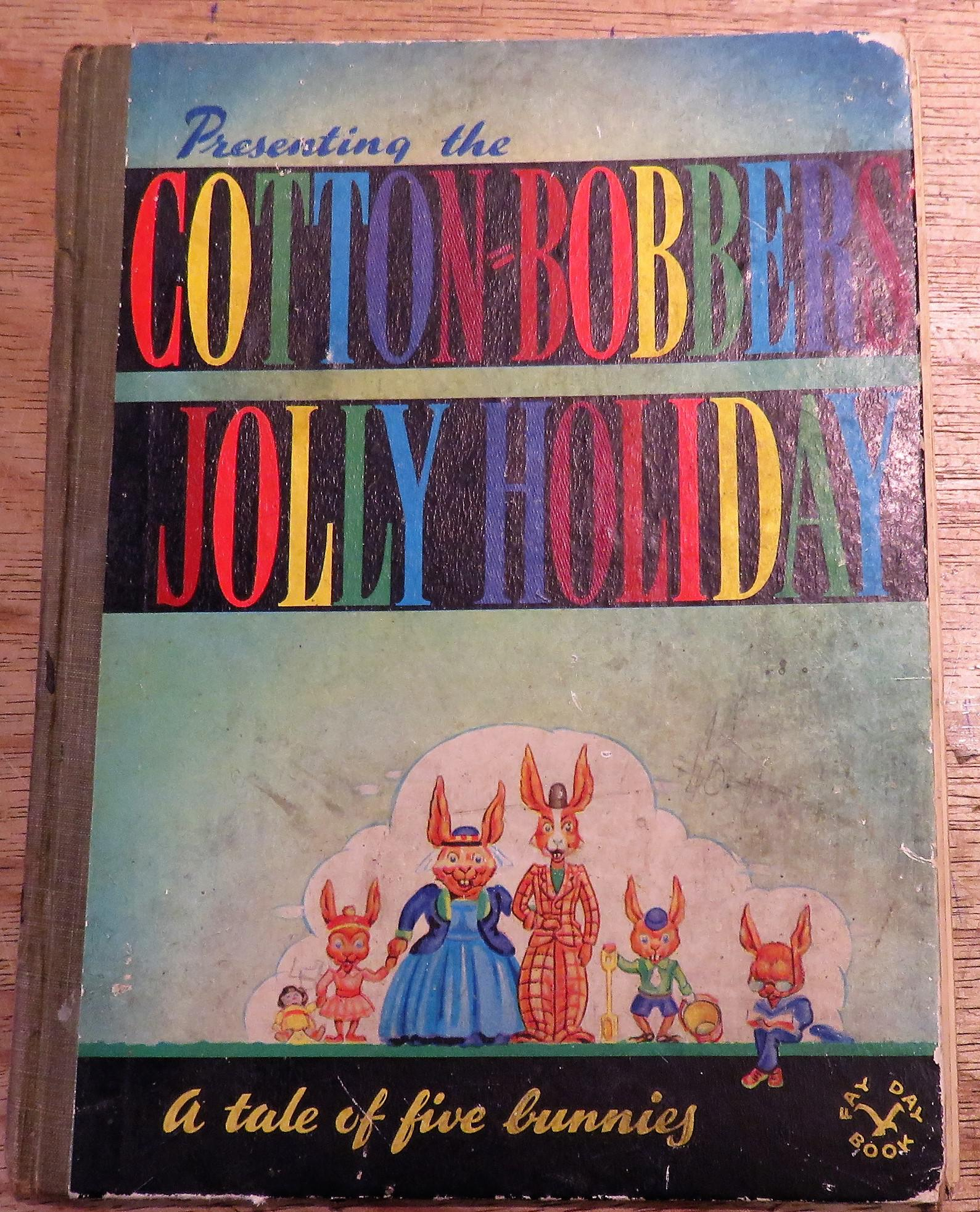 The Cotton Bobbers Jolly Holiday