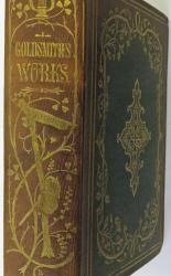 Oliver Goldsmith's Works: Poems. Comedies, Essays, Vicar of Wakefield: With Life By Washington Irving