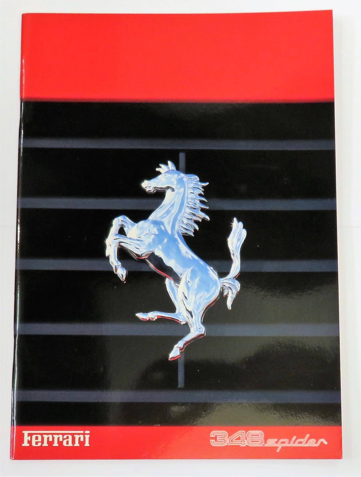 Ferrari 348spider