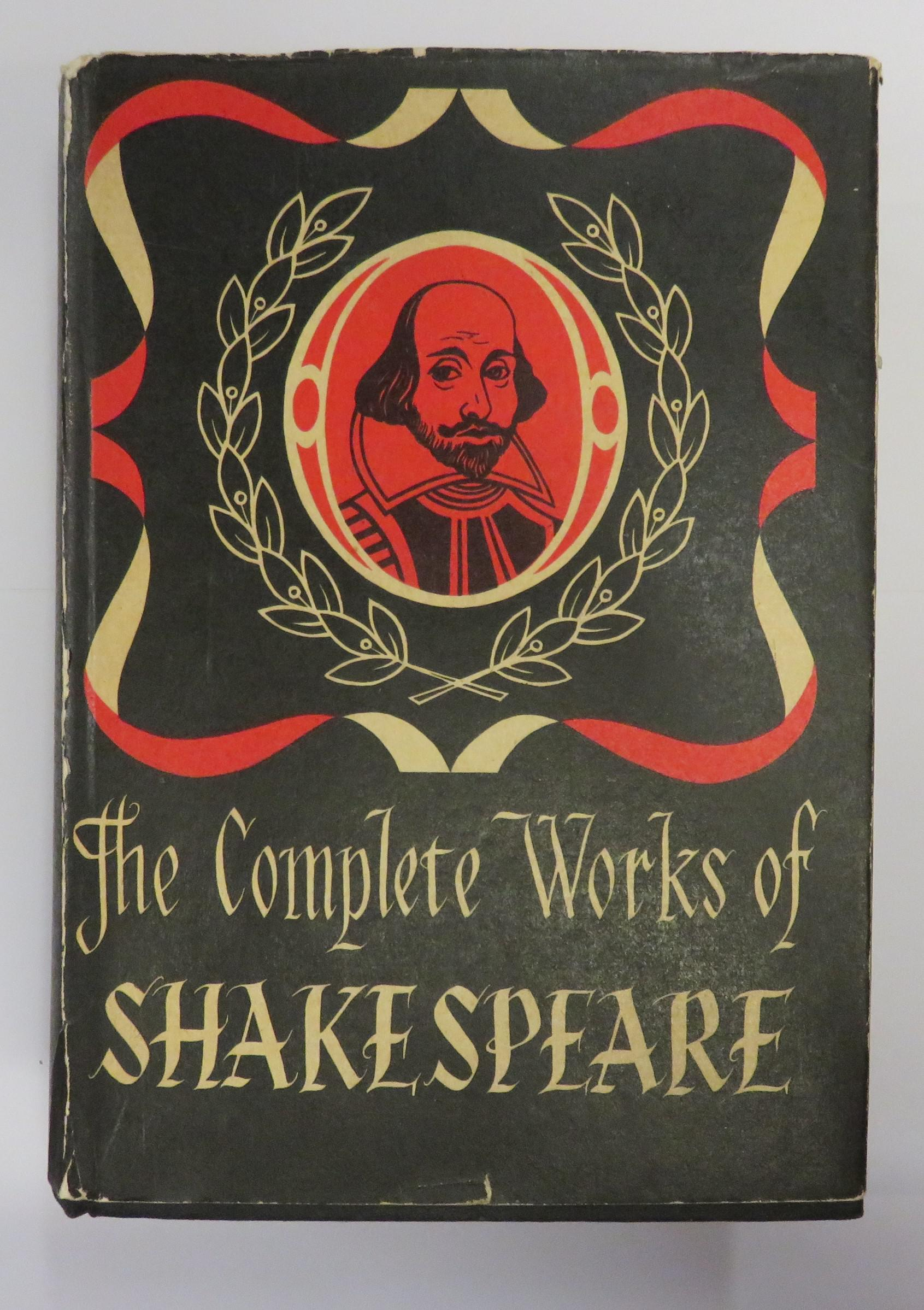 The Complete Works Of Shakespeare Comprising His Plays And Poems